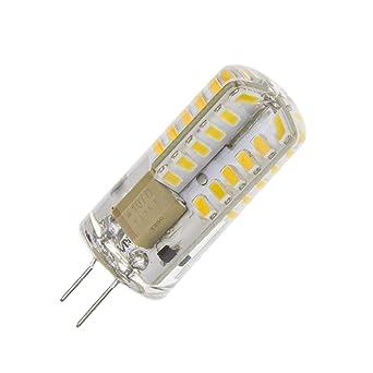 Bombilla LED G4 3W (220V) Blanco Frío 6000K-6500K efectoLED