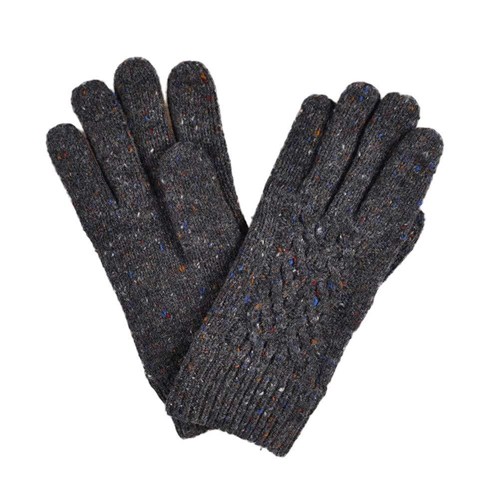 Zyyaxky Winter Radsport Männer Handschuhe Warm Zu Halten