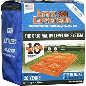 Tri-Lynx 00015 Lynx Levelers – 10 Pack
