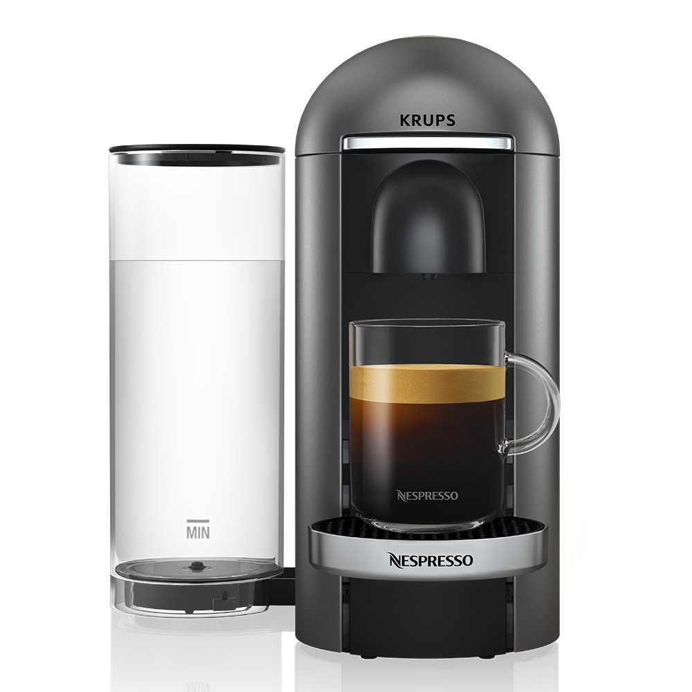 Krups YY2778FD Cafe, 1260 W, 1.8 litros, Plastic, Titanio: Amazon ...
