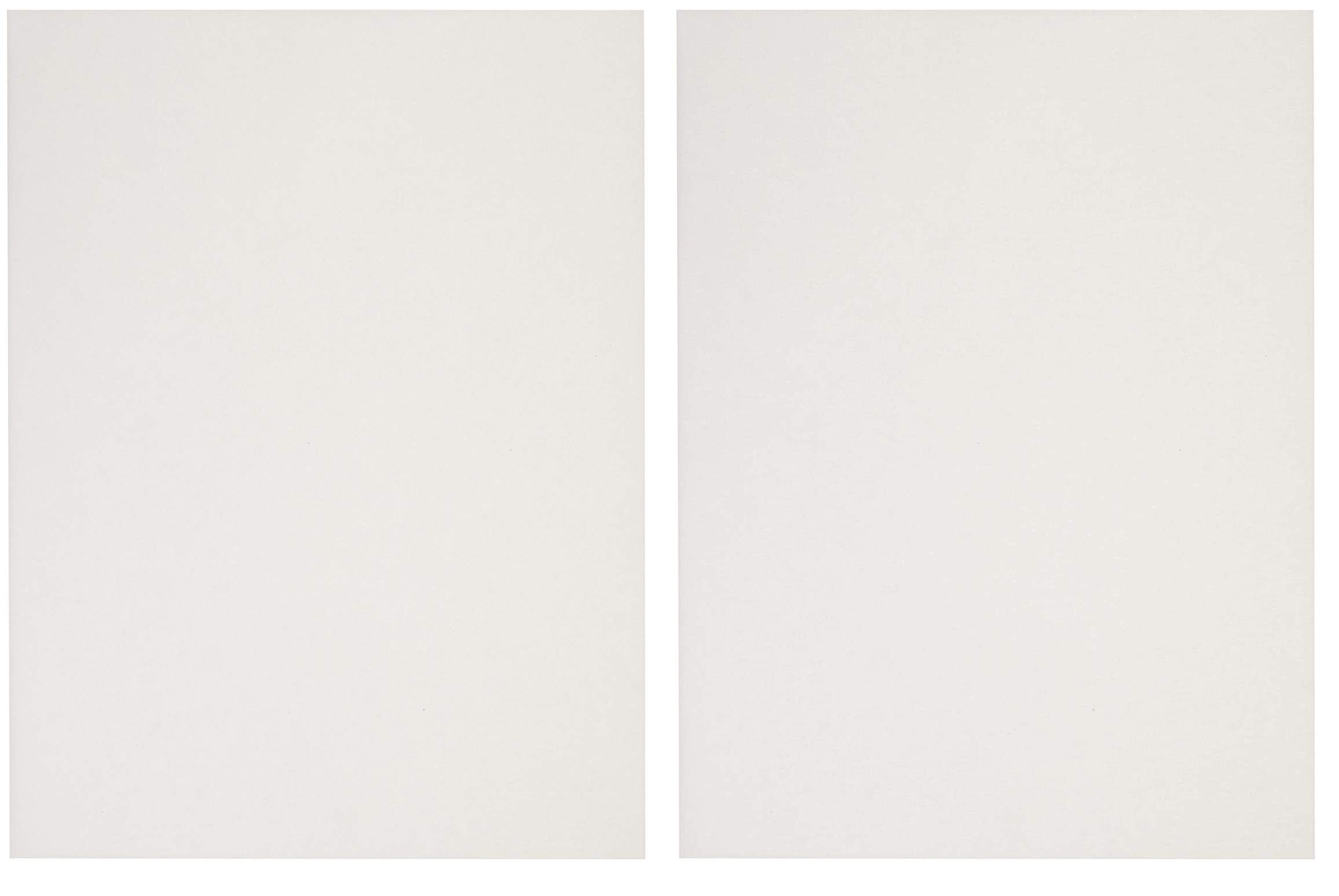 Sax Sulphite Drawing Paper, 70 lb, 9 x 12 Inches, Extra-White, Pack of 500 (Вundlе оf Тwо)
