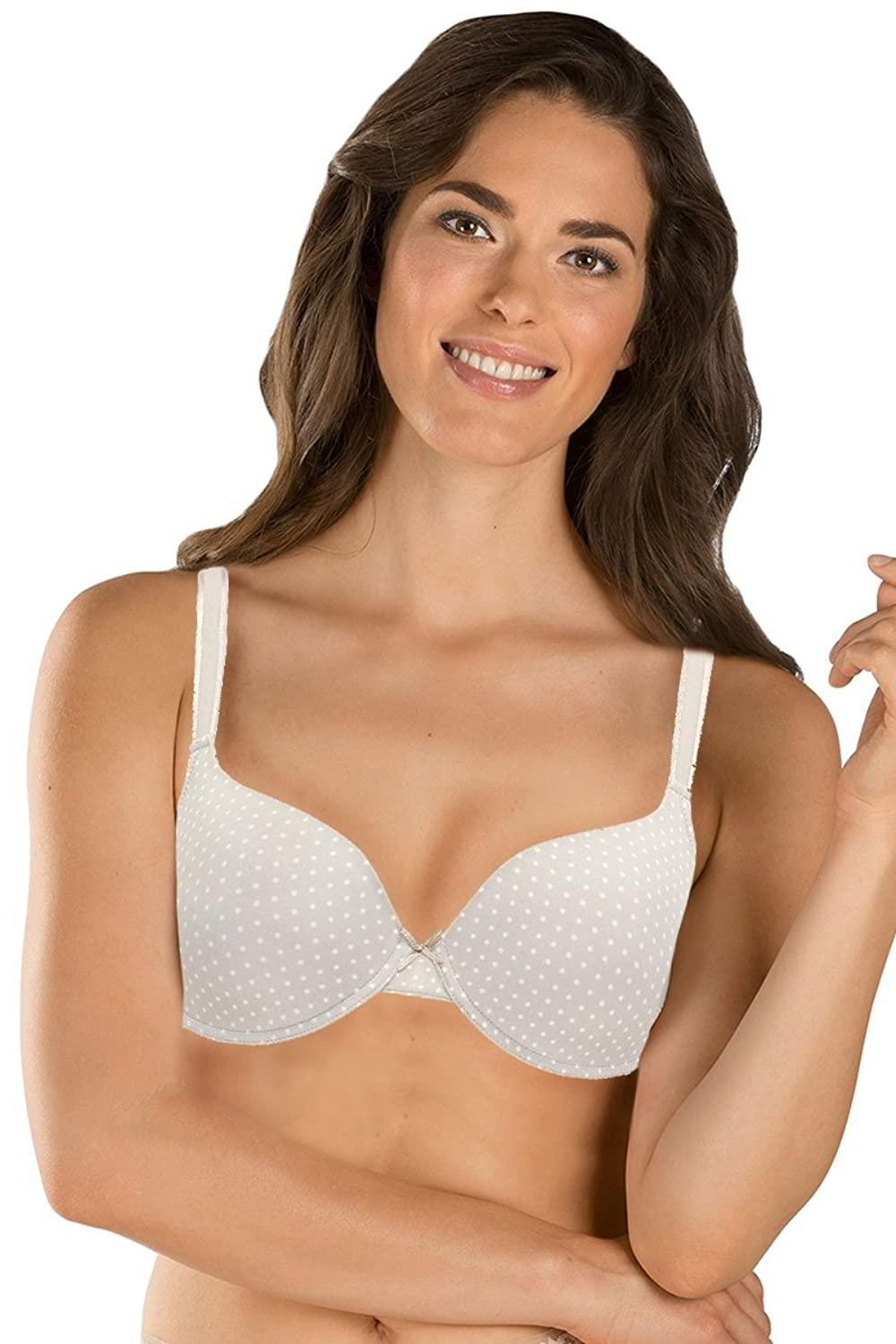 Naturana Women's Seamless Padded Bra with Underwires 7750