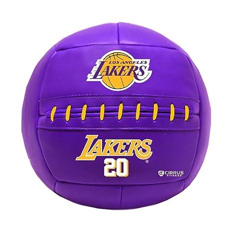 Simplemente Belle - Balón Medicinal de Fitness, NBA, Los Angeles ...