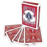 Jeu Spécial Bicycle Double Tarot Rouge