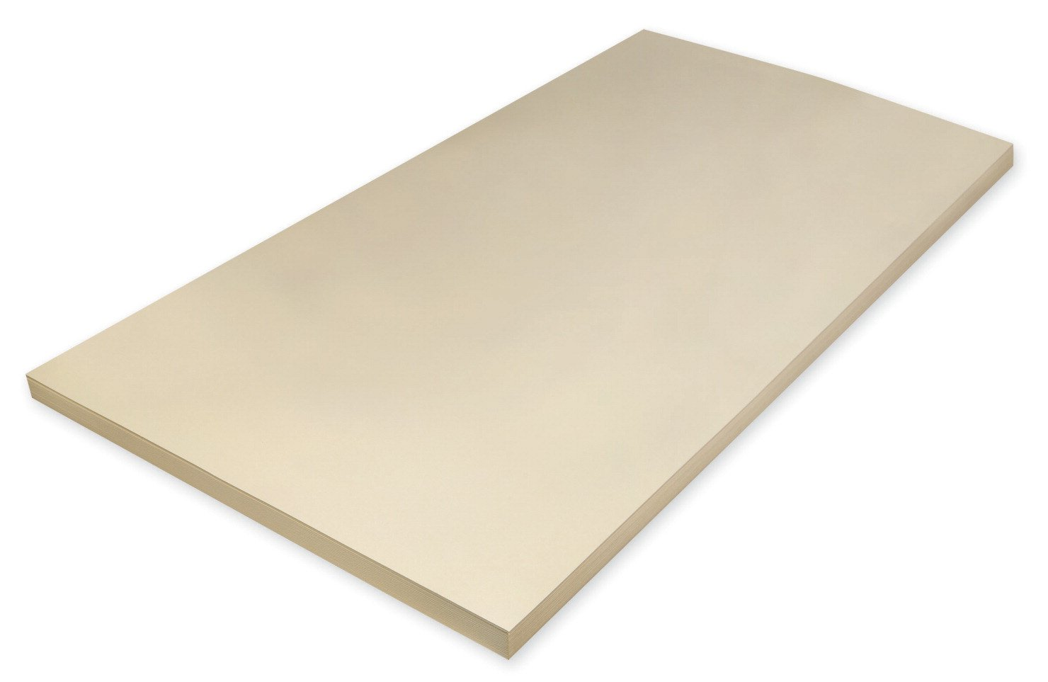 Pacon Super Heavyweight Tagboard, 24 x 36 in, Manila, Pack of 100