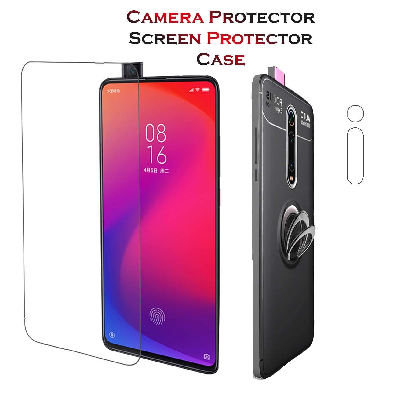 Funda Con Vidrio Y Camara Traseras Xiaomi Mi 9t