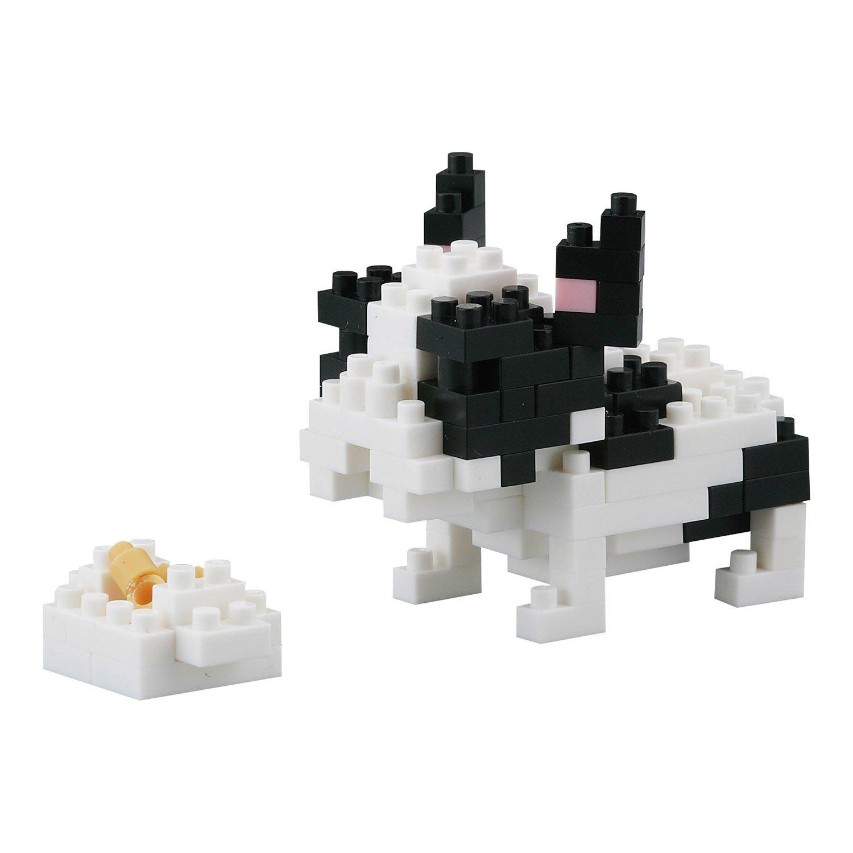 Nanoblock - Nbc-050 - Jeu De Construction - French Bulldog Pied