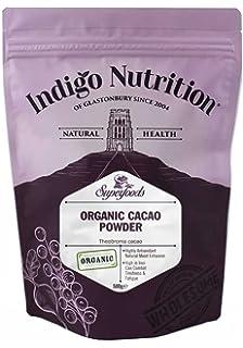 Indigo Herbs Polvo de Cacao Orgánico 500g
