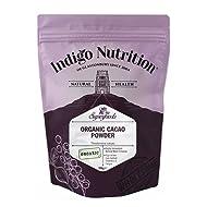 Indigo Herbs Organic Cacao Powder 500g