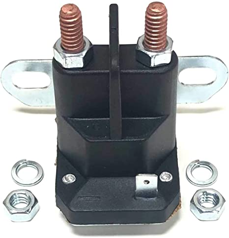 Amazon.com: MTD solenoide de arrancador para Ward, Yard Man ...