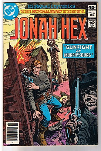 JONAH HEX #32, FN, Origin, Gunfight, Scar, 1977, more JH in store ()