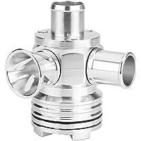 Qiilu Coche Turbo Boost Válvula de alivio de presión de soplado BOV