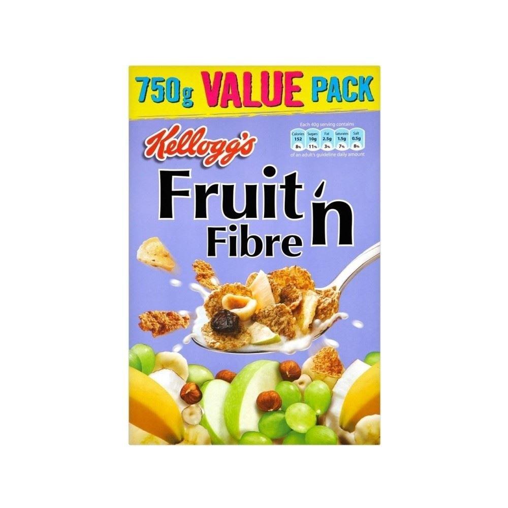 Kellogg's Fruit 'n' Fibre (750g) - Pack of 2