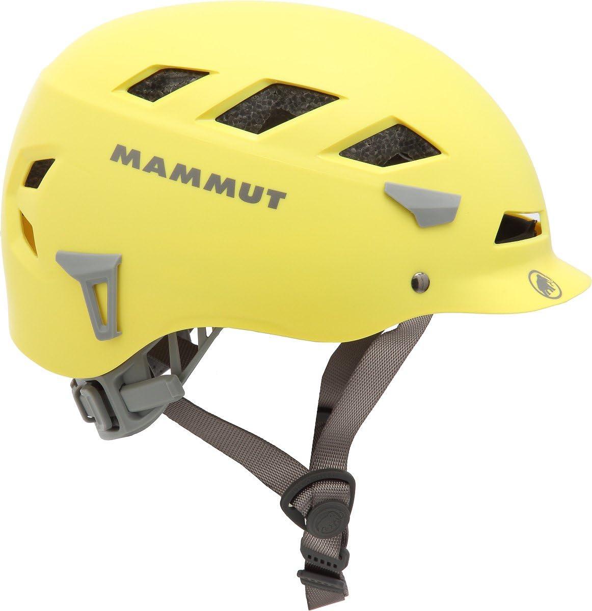 Mammut Helm El Cap - Casco de Escalada, Color Amarillo (Flash ...