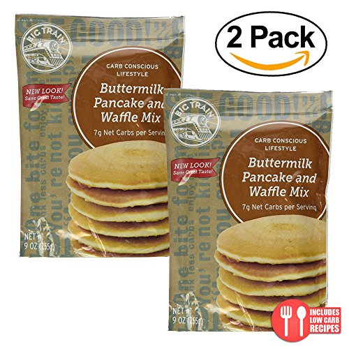 Value Pack Buttermilk Pancake Waffle