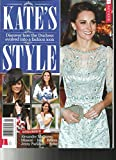 KATE'S STYLE DISCOVER HOW THE DUCHESS EVOLVED INTO A FASHION ICON,2017 ISSUE,5