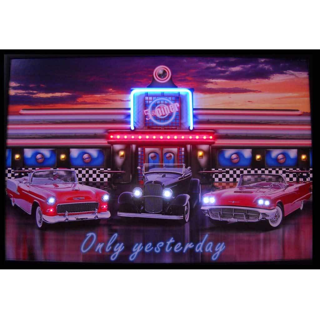 Neonetics ONLY Yesterday NEON/LED Picture