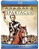 Best Universal Studios Blue Ray Movies - Spartacus (50th Anniversary Edition) [Blu-ray] by Universal Studios Review