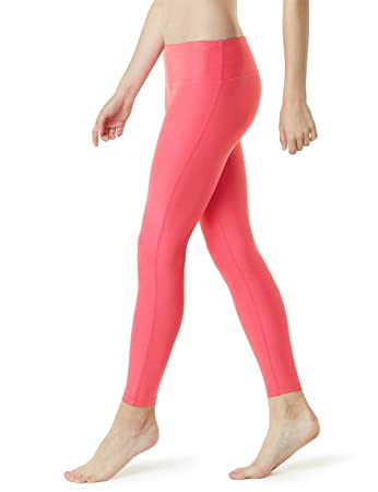 ffd84fea5b Tesla TM-FYP41-NPK X-Large Yoga Pants Mid-Waist Leggings w Hidden ...