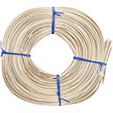 Commonwealth Basket Flat Oval Reed 11/64-Inch 1-Pound Coil, Approximately 320-Feet