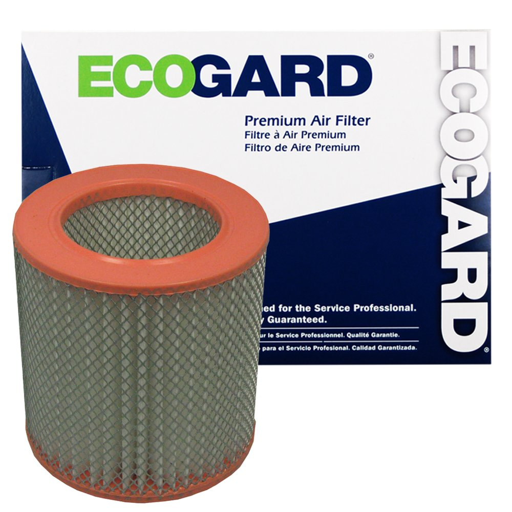 ECOGARD XA4342 Premium Engine Air Filter Fits Oldsmobile Cutlass Ciera Buick Century Pontiac Firebird Oldsmobile Cutlass Supreme Cavalier Pontiac Fiero Buick Regal Chevrolet Camaro