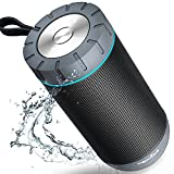 Best Outdoor Shower Bluetooth Speakers - Wireless Bluetooth Speaker, COMISO Portable Bluetooth Speaker System Review