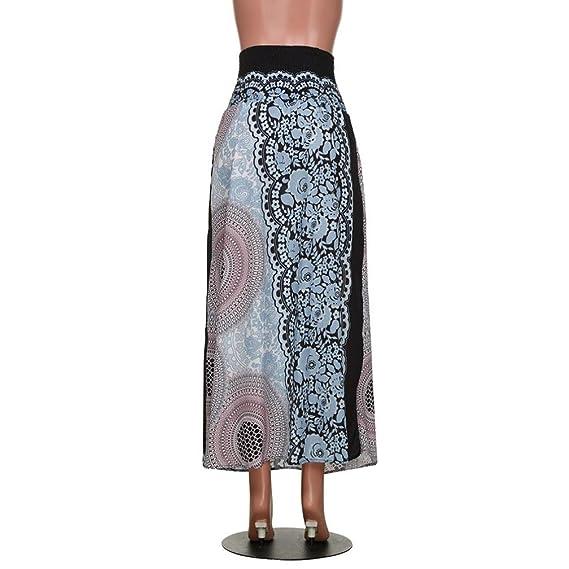 Amazon.com: paymenow bohemio faldas, 2018 venta caliente ...