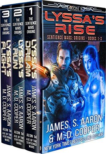 Lyssa's Rise - Sentience Wars Books 1-3 Omnibus