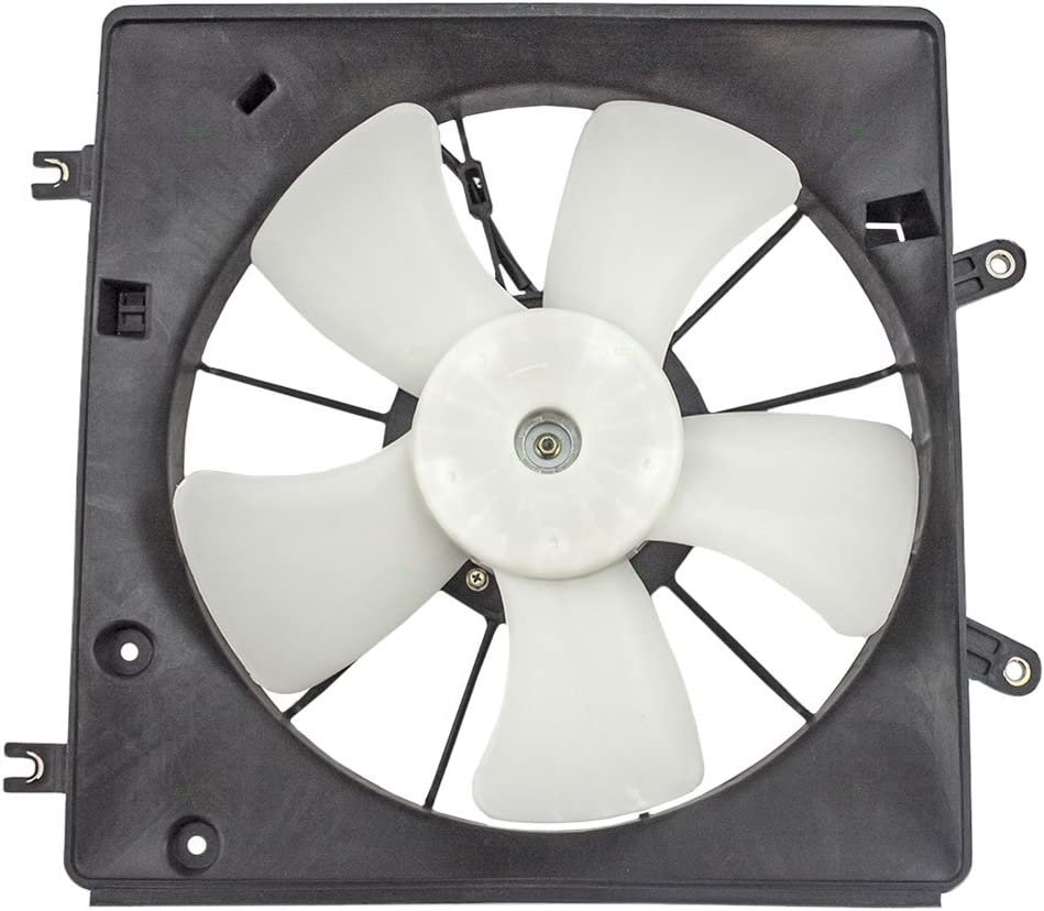 Radiator Cooling Fan Assembly Replacement for Jeep 55037659AA