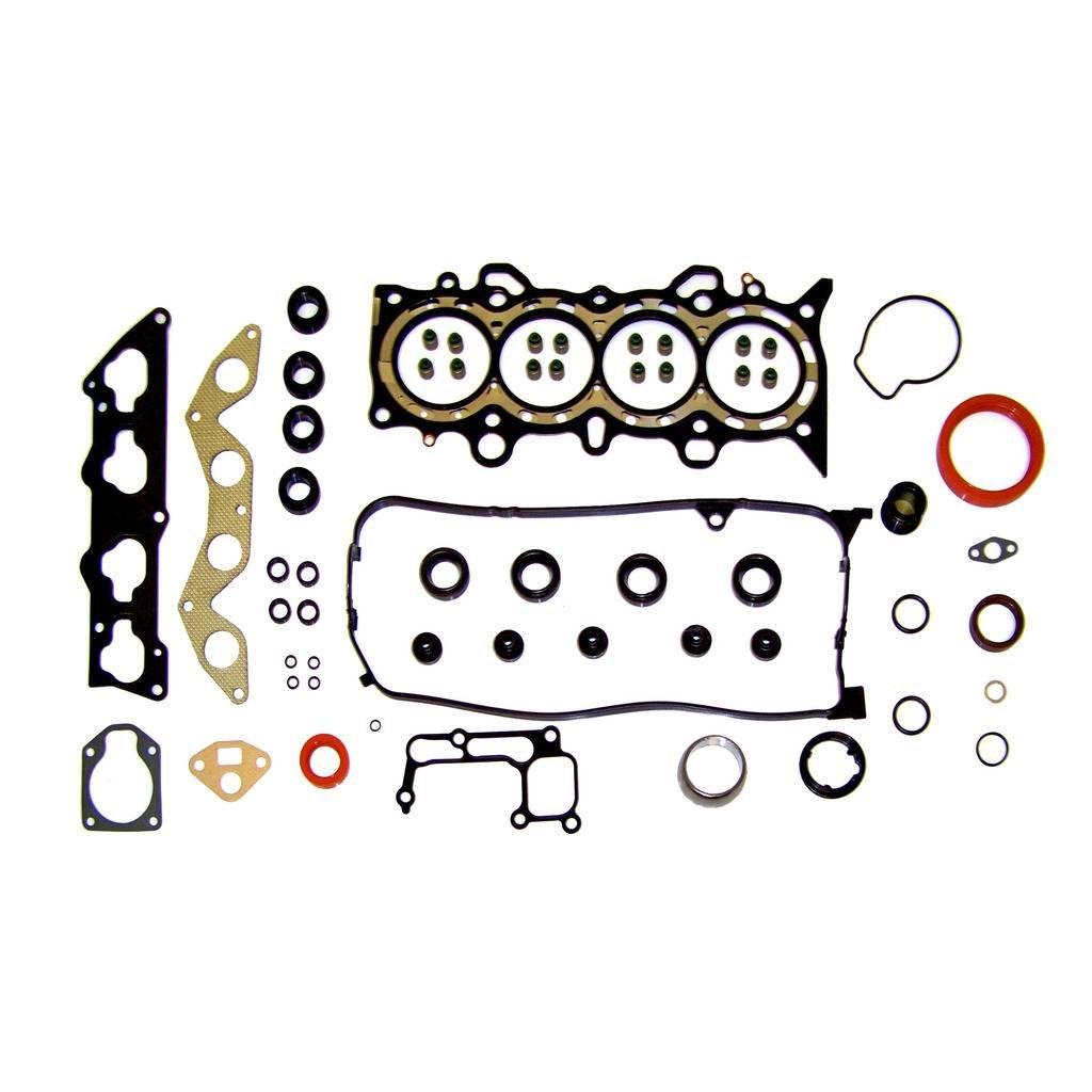 DNJ FGS2033 Full Gasket/Sealing Set 2001-2005 / Honda/Civic / 1.7L / SOHC / L4 / 16V / 1668cc, 1700cc / D17A7
