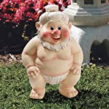 Design Toscano Far East Sumo Gnome Statue