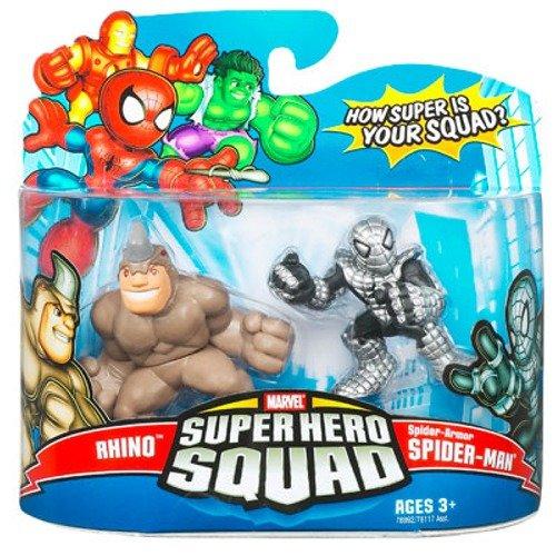 Marvel Super Spider Armor Spider Man HASBRO product image