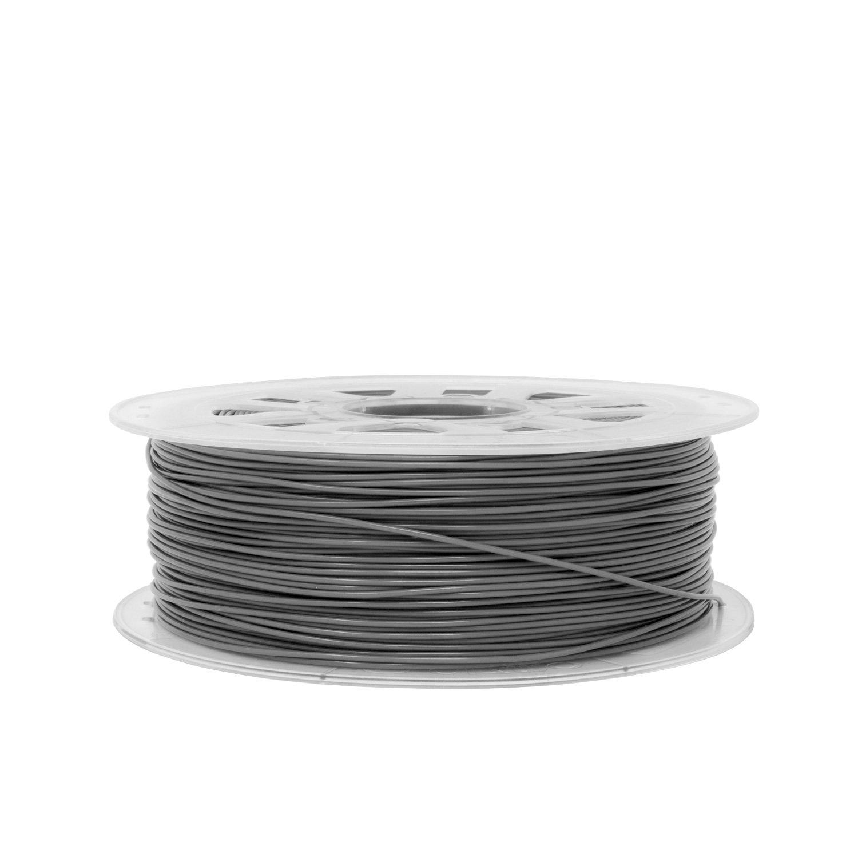 PLA Filament 1kg // 2.2lb for 3D Printers 2.85mm Gizmo Dorks 3mm Color Change Gray to White