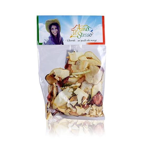 Mix de frutas 50 g de deshidratada: Amazon.es: Alimentación ...