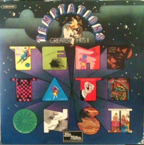 The Temptations - Greatest Hits 2 - Zortam Music
