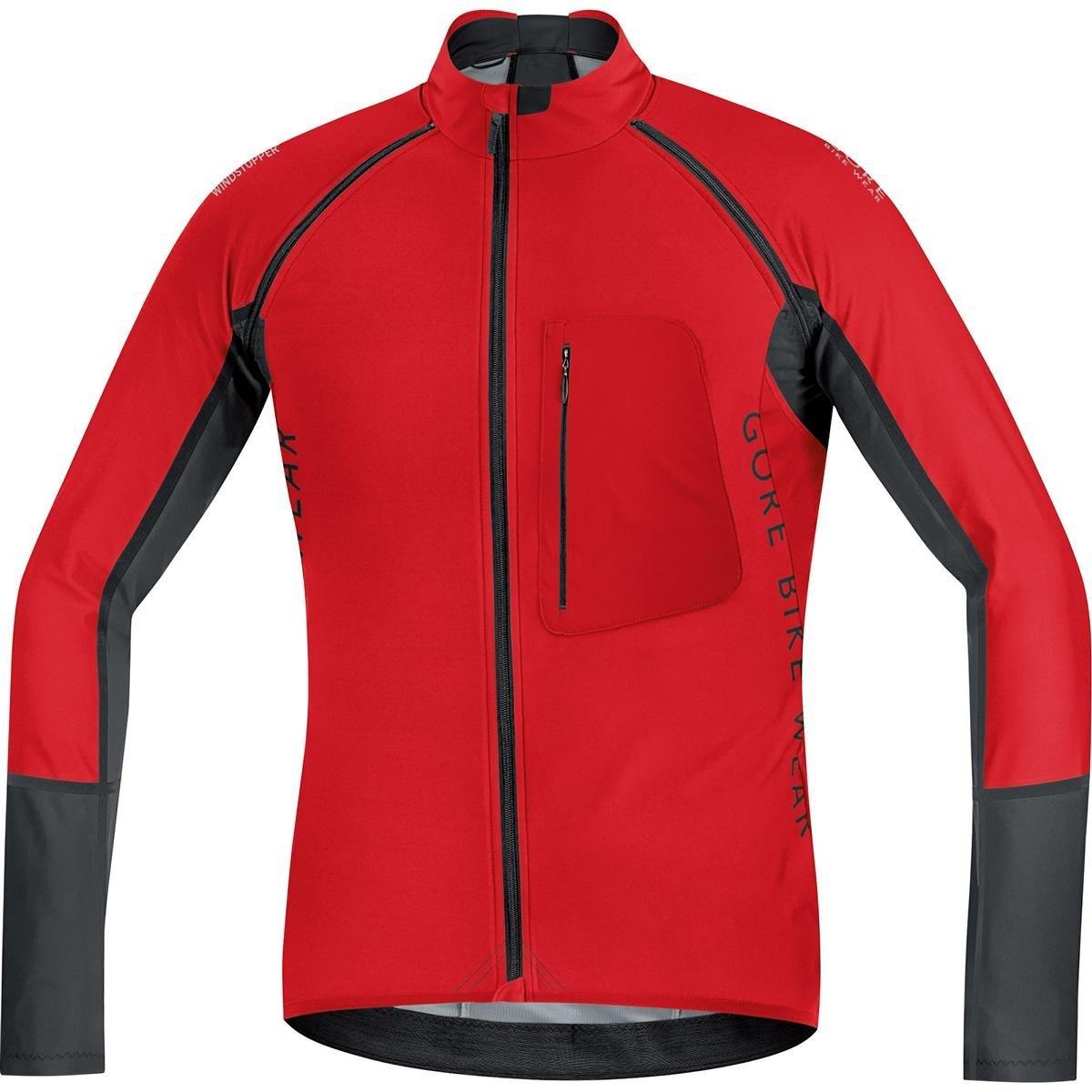 GORE BIKE WEAR Hombre Maillot de ciclismo ALP X PRO WINDSTOPPER Soft