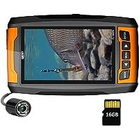 LUCKY Underwater Fishing Camera Cámara portátil de Alta resolución con buscador de Peces con Luces infrarrojas Cámara…