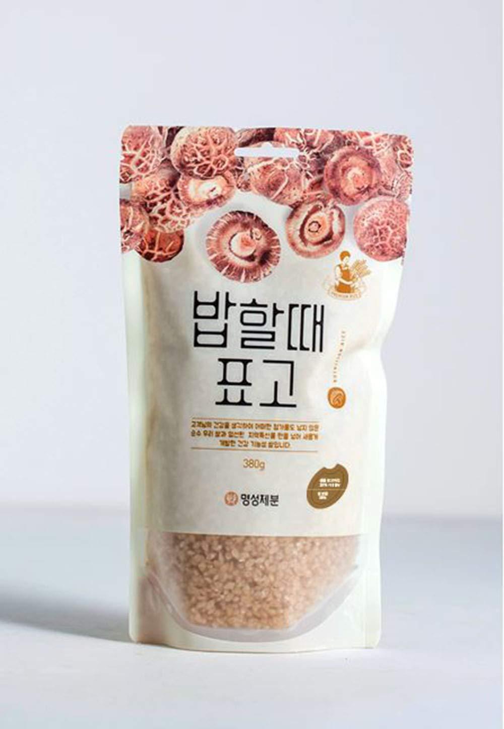 Kelp Shiitake - Bolsa de té para arroz sano coreano con ...