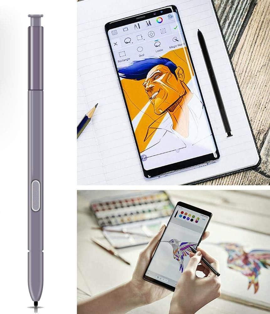 2PCS Galaxy Note 8 Pen, Stylus Touch S Pen Replacement for Galaxy Note 8 N950U N950W N950FD N950F Tips/Nibs+Eject Pin (Gray)