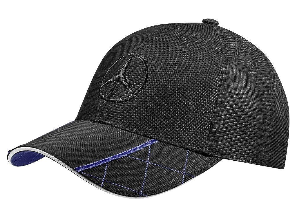 Mercedes-Benz Cap Herren schwarz / blau, / 100% Baumwolle 66952924