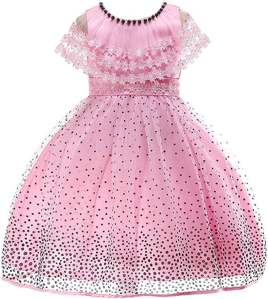 Xmiral Niñas Bebes Vestido de Princesa Traje para Ceremonia Dress ...