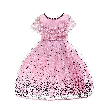 Xmiral Niñas Bebes Vestido de Princesa Traje para Ceremonia ...