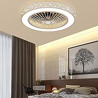 Mooie lampen / woonkamer creatieve slaapkamer plafondlamp kantoor NurseryLighting decoratieve led-ventilator met…