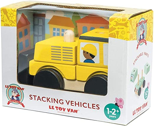 Le Toy Van en Bois Camion Stacker