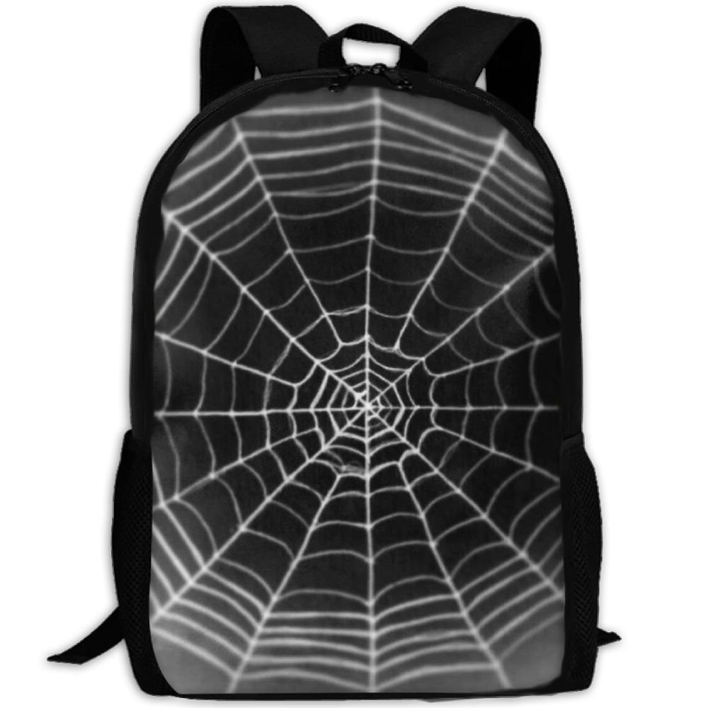 Spider Web Adult Travel Backpack School Casual Daypack Oxford Outdoor Laptop Bag College Computer Shoulder Bags by Leisue (Image #1)