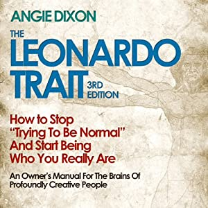 The Leonardo Trait, 3rd Edition Audiobook