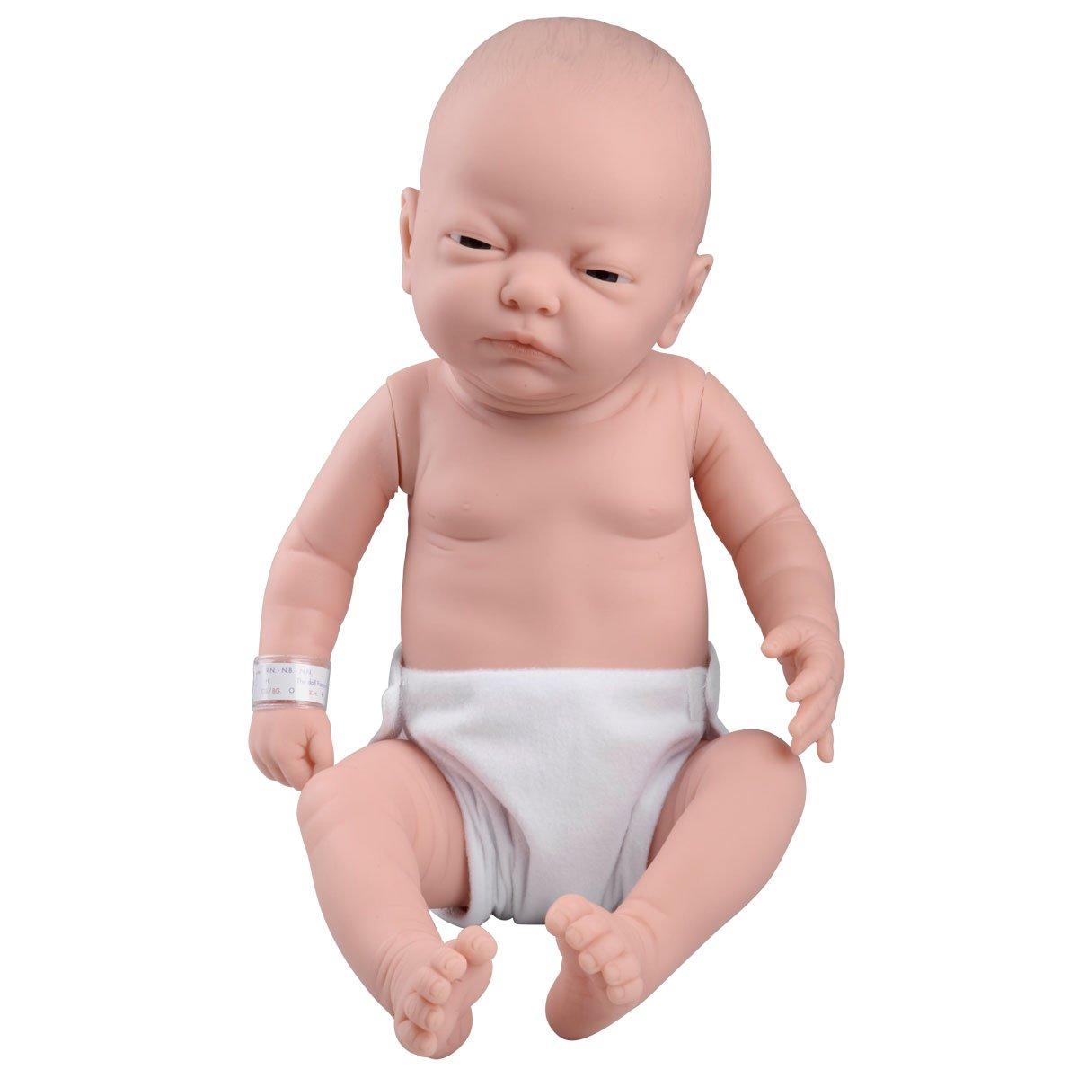 Afroamerikanisch Belonil Baby-Pflegepuppe 1