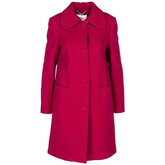 Blugirl Abrigo de Lana de Mujer Violeta EU 44 (UK 12) 6779 030: Amazon.es: Ropa y accesorios