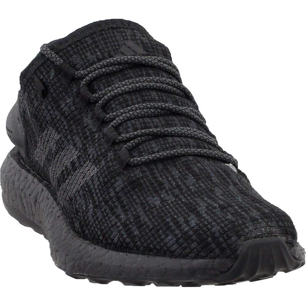 Core Black-Dark Grey Adidas Pureboost shoes Men's Running
