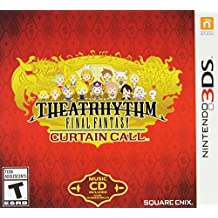 Theatrhythm Final Fantasy Curtain Call LE - Nintendo 3DS